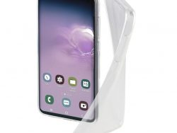 Hama Cover Crystal Clear Voor Samsung Galaxy S20 Transparant