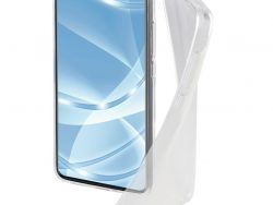 Hama Cover Crystal Clear Voor Samsung Galaxy A71 Transparant