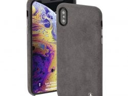 Hama Cover Finest Touch Voor Apple IPhone X/Xs Antraciet