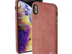 Hama Cover Finest Touch Voor Apple IPhone X/Xs Coral