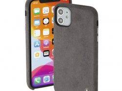Hama Cover Finest Touch Voor Apple IPhone 11 Antraciet