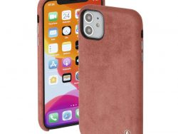 Hama Cover Finest Touch Voor Apple IPhone 11 Coral