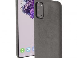 Hama Cover Finest Touch Voor Samsung Galaxy S20 (5G) Antraciet