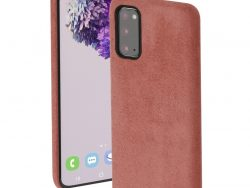 Hama Cover Finest Touch Voor Samsung Galaxy S20 (5G) Coral