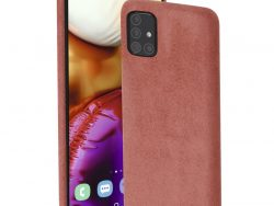 Hama Cover Finest Touch Voor Samsung Galaxy A71 Coral