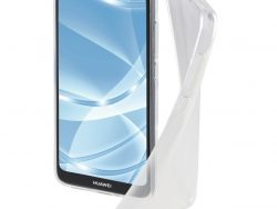 Hama Cover Crystal Clear Voor Huawei Y6s Transparant
