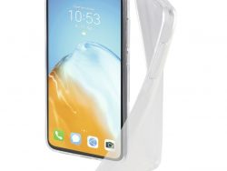 Hama Cover Crystal Clear Voor Huawei P40 Transparant