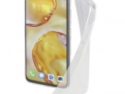 Hama Cover Crystal Clear Voor Huawei P40 Lite Transparant