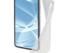 Hama Cover Crystal Clear Voor Samsung Galaxy A21s Transparant