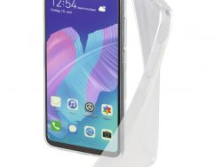 Hama Cover Crystal Clear Voor Huawei P40 Lite E Transparant