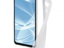 Hama Cover Crystal Clear Voor LG K41S Transparant