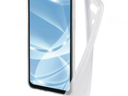 Hama Cover Crystal Clear Voor LG K61 Transparant