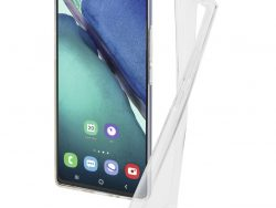 Hama Cover Crystal Voor Samsung Galaxy Note 20 (5G) Transparant