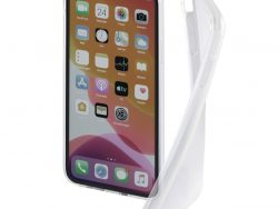 Hama Cover Crystal Clear Voor Apple IPhone 12/12 Pro Transparant
