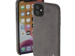 Hama Cover Finest Touch Voor Apple IPhone 12 Mini Antraciet