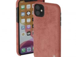Hama Cover Finest Touch Voor Apple IPhone 12 Mini Coral