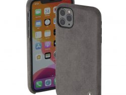 Hama Cover Finest Touch Voor Apple IPhone 12 Pro Max Antraciet