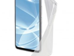 Hama Cover Crystal Clear Voor Xiaomi Redmi Note 8 Pro Transparant