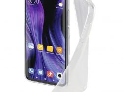 Hama Cover Crystal Clear Voor Xiaomi Mi Note 10 Lite Transparant