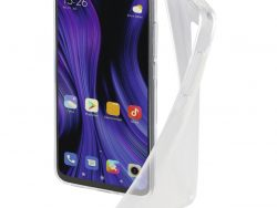Hama Cover Crystal Clear Voor Xiaomi Redmi Note 9 Transparant