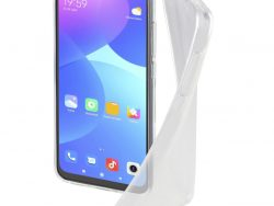 Hama Cover Crystal Clear Voor Xiaomi Mi 10 Lite 5G Transparant