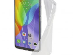 Hama Cover Crystal Clear Voor Huawei Y6p Transparant