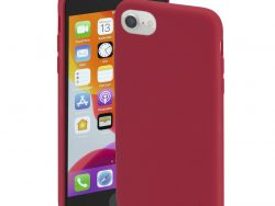 Hama Cover Finest Feel Voor Apple IPhone 6/6s/7/8/SE 2020 Rood