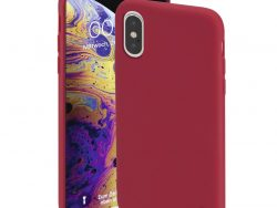Hama Cover Finest Feel Voor Apple IPhone X/Xs Rood