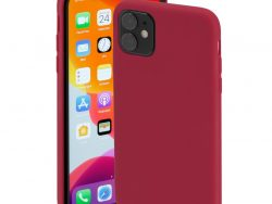 Hama Cover Finest Feel Voor Apple IPhone 11 Rood