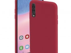 Hama Cover Finest Feel Voor Samsung Galaxy A50/A30s Rood