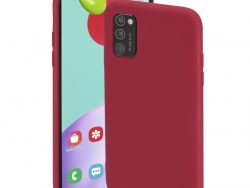 Hama Cover Finest Feel Voor Samsung Galaxy A41 Rood