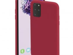 Hama Cover Finest Feel Voor Samsung Galaxy S20+ (5G) Rood
