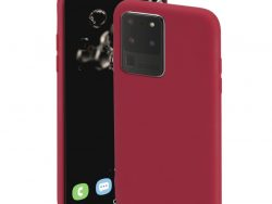 Hama Cover Finest Feel Voor Samsung Galaxy S20 Ultra 5G Rood