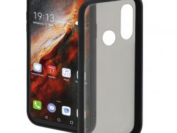 Hama Cover Invisible Voor Huawei P30 Lite (New Edition) Zwart