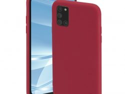 Hama Cover Finest Feel Voor Samsung Galaxy A31 Rood