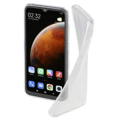 Hama Cover Crystal Clear Voor Xiaomi 9C Transparant