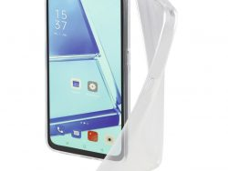 Hama Cover Crystal Clear Voor Oppo A52/A72 Transparant