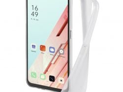Hama Cover Crystal Clear Voor Oppo Find X2 Lite Transparant