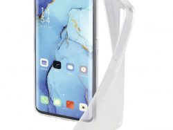Hama Cover Crystal Clear Voor Oppo Find X2 Neo Transparant