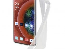 Hama Cover Crystal Clear Voor Oppo Find X2 Pro Transparant
