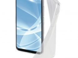 Hama Cover Crystal Clear Voor Samsung Galaxy A42 5G Transparant