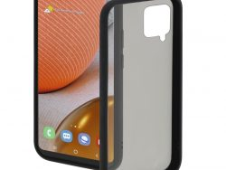 Hama Cover Invisible Voor Samsung Galaxy A42 5G Zwart