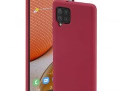 Hama Cover Finest Feel Voor Samsung Galaxy A42 5G Rood
