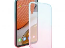 Hama Cover Shade Voor Samsung Galaxy A42 5G Blauw/pink