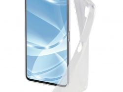 Hama Cover Crystal Clear Voor Oppo Reno4 Z 5G Transparant