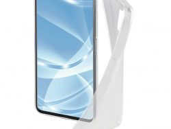 Hama Cover Crystal Clear Voor Oppo Reno4 5G Transparant