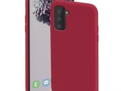 Hama Cover Finest Feel Voor Samsung Galaxy S21 (5G) Rood