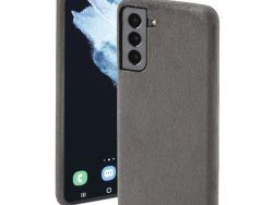 Hama Cover Finest Touch Voor Samsung Galaxy S21 (5G) Antraciet