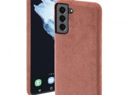 Hama Cover Finest Touch Voor Samsung Galaxy S21 (5G) Coral