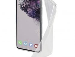Hama Cover Crystal Clear Voor Samsung Galaxy S21 (5G) Transparant